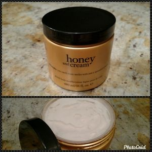 🍯Philosophy Honey & Cream Mega 16oz. Body Souffle
